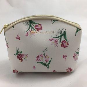 New Jill by Jill Stuart Floral Makeup Cosmetic Bag
